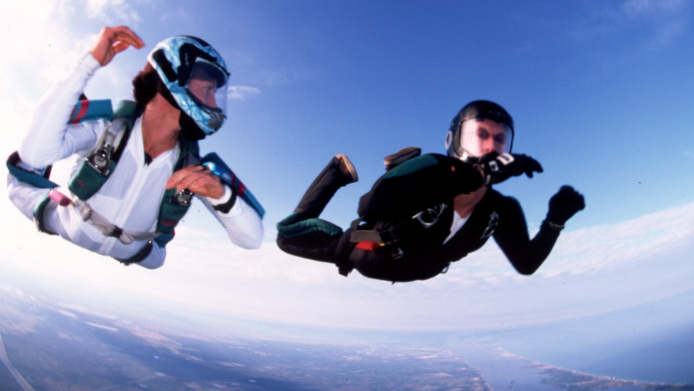 Sdu Formation Skydiving 2
